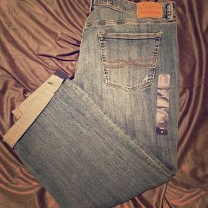 Women's Plus Size Lucky Brand Jeans